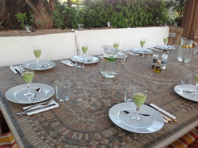 avocado gazpacho tafel