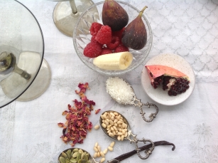 smoothie bowl Pitta ingredienten